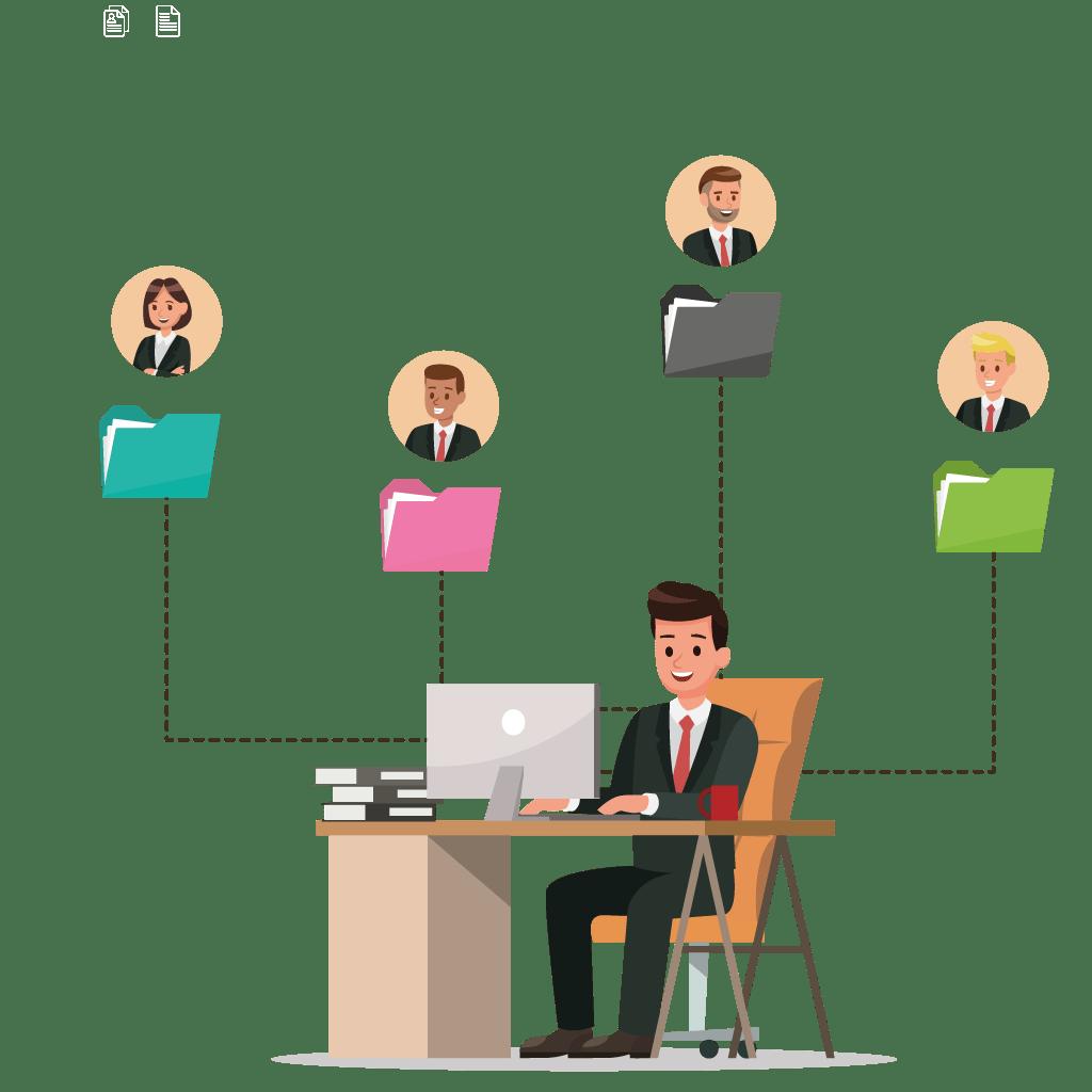 Logo CRM Müşteri İlişkileri Yönetimi çözümü; saha operasyonlarını, pazarlama faaliyetlerini ve tüm satış süreçlerini hızlı bir şekilde yöneterek müşteri memnuniyeti sağlıyor.